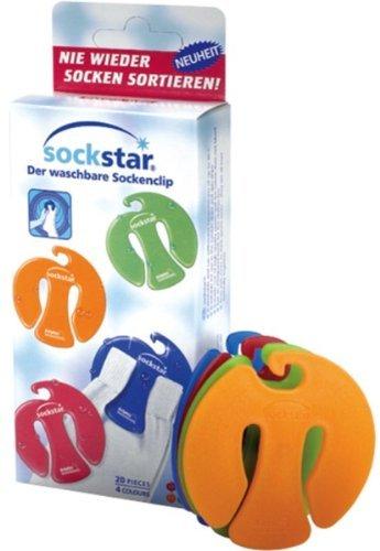 Sockstar- der Paarungshelfer  – Basic Line: Family Pack